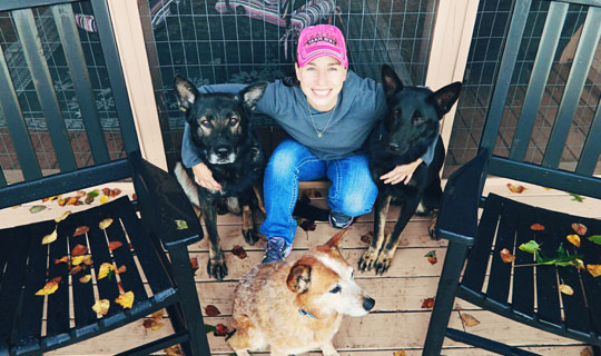 Kindred Spirits Greater Nashville Dog Training | Jennie Jones, Owner
