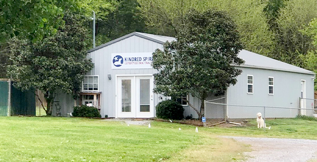 image of kindred spirits facility